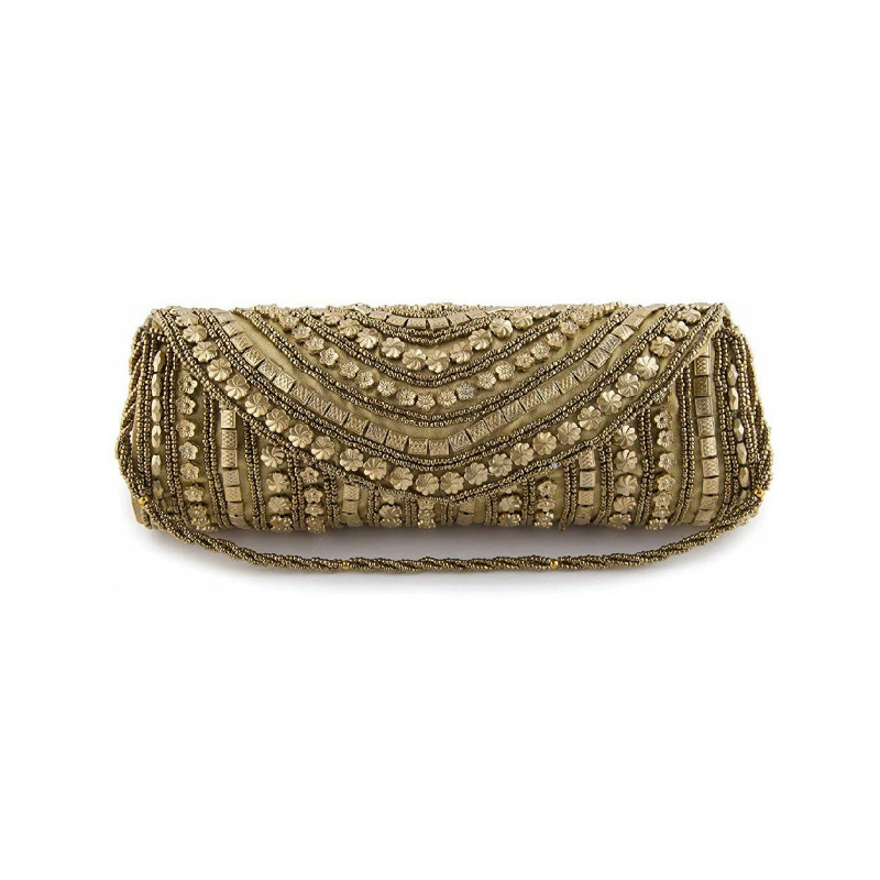 Womens Ethnic Party Clutch
